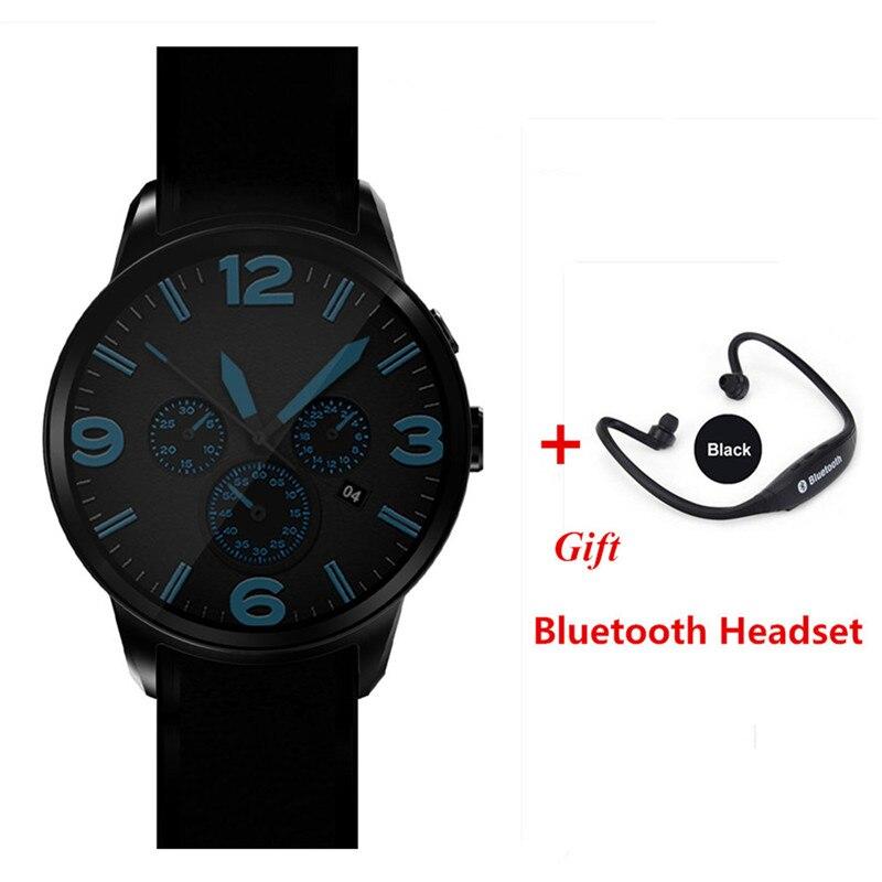 e87cd7625c0 Moda relógio Inteligente X200 Android 5.1 os IP67 MTK6580 8 GB apoio ROM  Smartwatch telefone à prova d  água freqüência cardíaca 3G GPS wi fi pk  kw88 em ...
