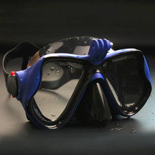 Underwater hunting Camera Diving Mask Scuba Snorkel Swimming Goggles for GoPro Xiaomi SJCAM Sports Camera Free Shopping