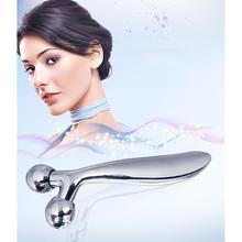 Dr. aelf роликовый массажер для лифтинга лица y-образный роликовый массажер для удаления морщин уход за кожей лица массажный инструмент для красоты расслабленный