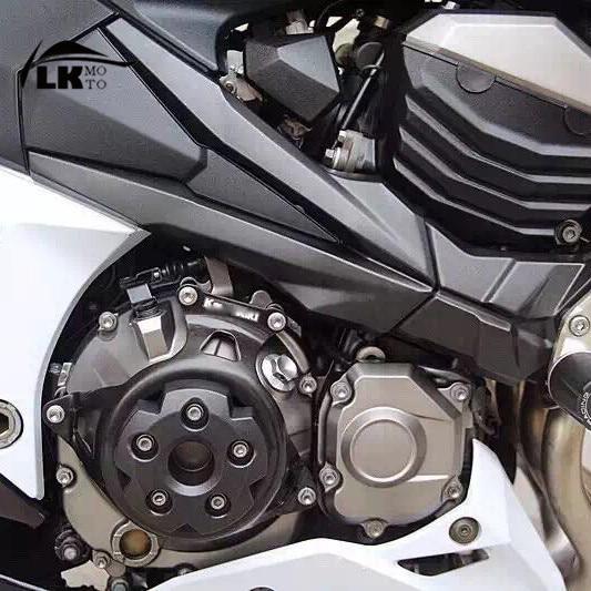 Вспомогательное оборудование мотоцикла Z750 z800 для двигателя статора крышка с ЧПУ Двигатель Защитная Крышка протектор для Kawasaki Z750 z800 для 08-16 2009
