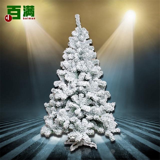 2015 recin llegado de que nieva rbol de navidad 60 cm 90 cm 120 cm