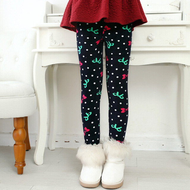 Thick Lined Legging Pants