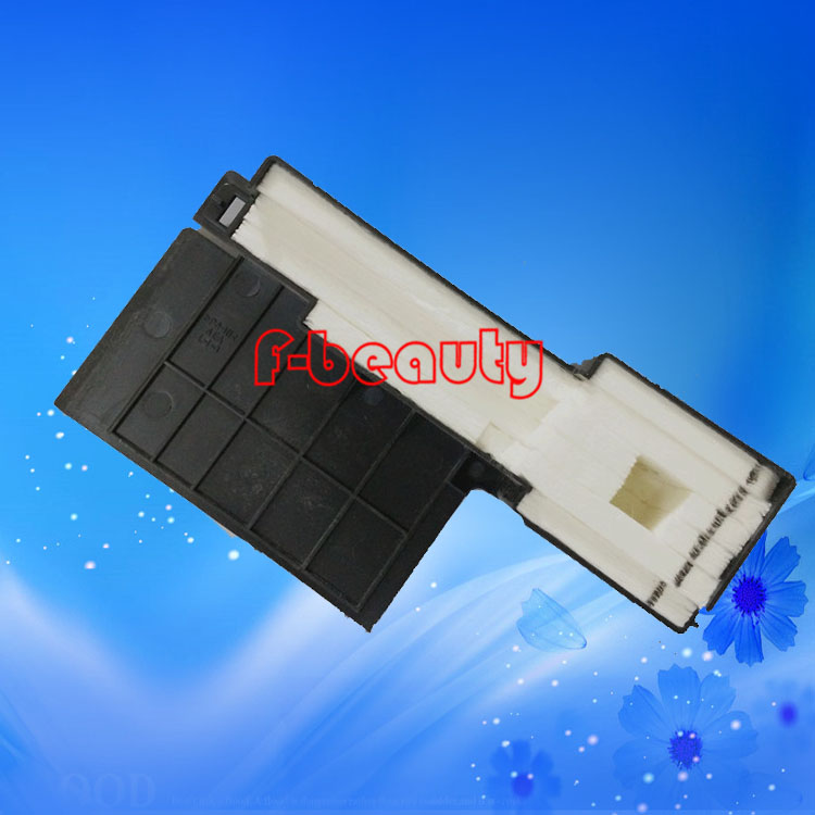 Waste Ink Pad Waste Ink Tank For EPSON L110 L210 L300 L301 L303 L350 L351 L353 L355 L358 L360 ME10 ME303 Waste ink collector cappting top ink pad for epson 4800 4880 4450 6500 large format printer 5 generation nozzle ink pad uv resistant ink pad