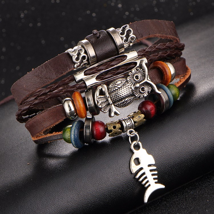 HTB17G.pMVXXXXa3XXXXq6xXFXXXr Trendy Leather Bracelet For Men And Women - 5 Styles