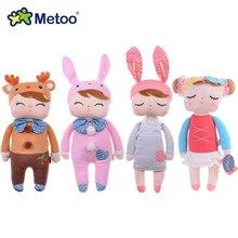 Asli Metoo Angela Boneka Mewah Mainan Bayi untuk Anak-anak Gadis Anak-anak  Mainan Hadiah Kelinci Kelinci Boneka dan Mewah Hewan . 61895889a4