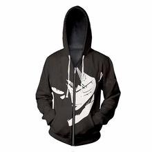 Fans Wear Hoodies One Piece Monkey D. Luffy Sweatshirt 3d Printed Roronoa Zoro Cosplay Hooded Sweatshirts Men Hoodie Polyester