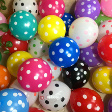 100pcs 15inch Round Shape Latex Pearl Balloons Party Decorate Valentines Day Happy Birthday Wedding Decoration Balloon