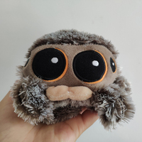 LUCAS THE SPIDER 1ST EDITION PLUSH TOY DOLL NEW