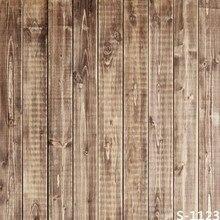 Faux marrom Celeiro Recuperado Madeira Natural Fundo pano de Alta qualidade de impressão Computador pano de fundo da foto da parede do Vinil