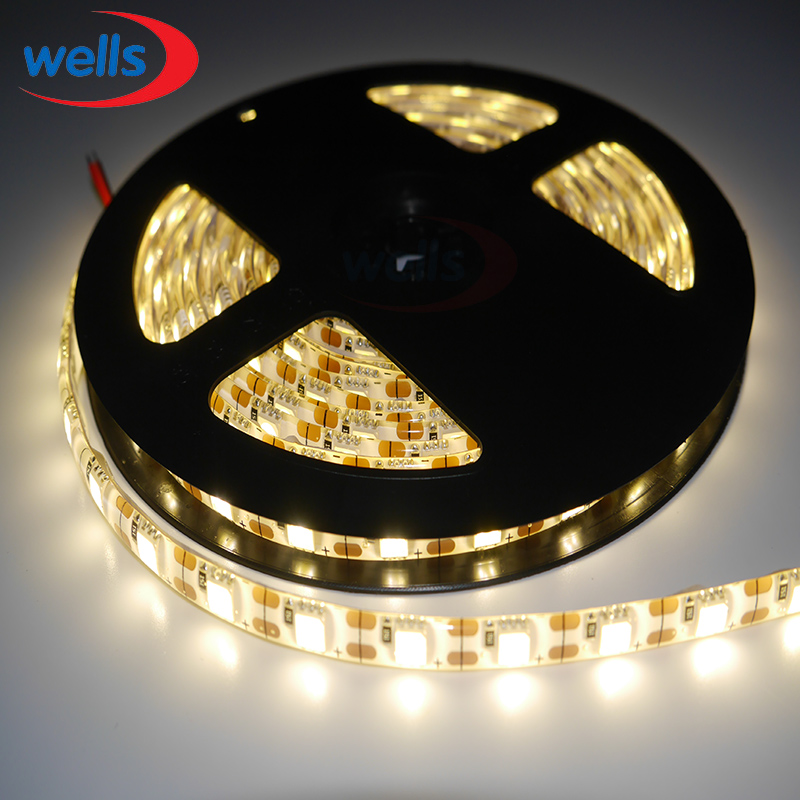 LED 5V SMD <font><b>5050</b></font> 3528 1m/2m <font><b>USB</b></font> LED Light Strip IP65 Warm white / White Flexible <font><b>USB</b></font> strip lighting image