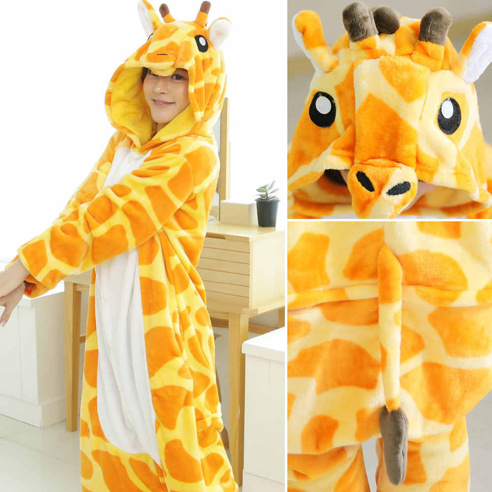 Животных с костюм вечерние Пижама панда Kigurumi Косплэй Хэллоуин звезды  тапочки узор более Onesie Для мужчин f8a3c7477690e