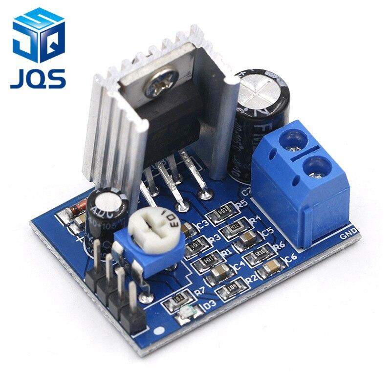 Module dalimentation TDA2030 Module de carte amplificateur Audio TDA2030A 6-12 V simpleModule dalimentation TDA2030 Module de carte amplificateur Audio TDA2030A 6-12 V simple