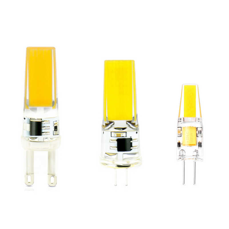 220V G9 LED G4 12V LED G9 COB Replace Halogen 10W 20W 35W 50W AC DC 12V LED Lighting Lights Spotlight Chandelier