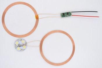 15 V Weiten Spannungs Magnetschwebebahn Drahtlose Netzteilmodul Drahtlose Lademodul Modul XKT515-12