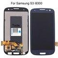 Para samsung galaxy s3 i9300 display lcd + touch screen com digitador assembléia + ferramentas livres, frete grátis!