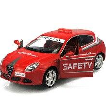 Metal seguridad modelo simulación