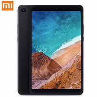 "Tablette d'origine Xiao mi mi 4 Plus tablette 8 ""/10.1"" tablettes 660 AIE Face ID 1920x1200 13.0MP + 5.0MP 4G tablettes Android mi Pad 4"