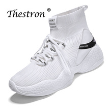 New Arrival Spring Autumn Men Shoes Fashion Breathable Knit Shoes Best selling Mesh Sneakers Comfortable Casual Shoes For Youth spring summer casual shoes for men new arrival ventilation fashion sneakers tourism comfortable breathable men s casual shoes
