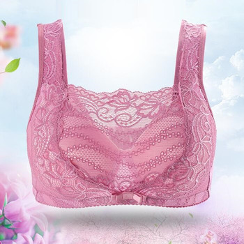Women Bra Breast Prosthetic Silicone Underwear Female After Breast Cancer Surgery Surgical Resection No Steel Ring Bras H4641