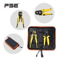 FSE Cable Cutter Plier Tool Kablo Kesici Pliers Crimping Crimper Wire Tools Crimp Alicate Alicate Crimpador Alicates crimp