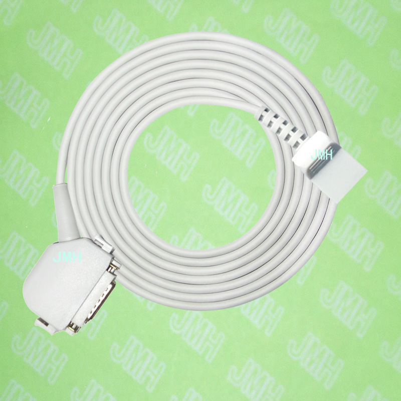 Compatible with Siemens/Drager the Utah IBP transducer Adapter cable,DB 15pin to 4pin.Compatible with Siemens/Drager the Utah IBP transducer Adapter cable,DB 15pin to 4pin.