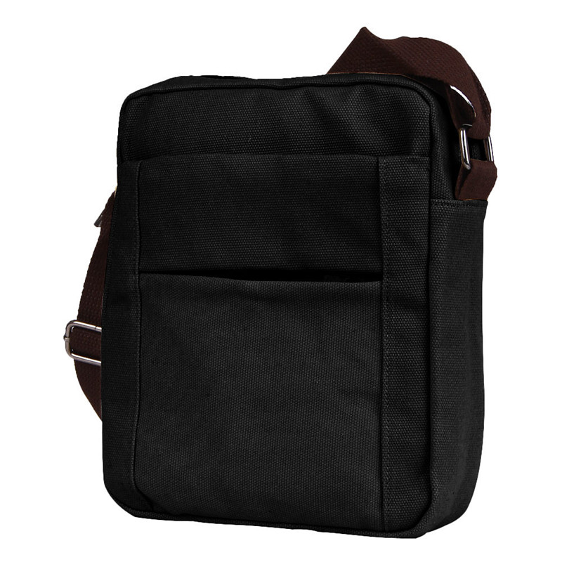 Hot Sale Men bag 2017 Fashion  Men's Shoulder Bag High Quality Canvas Casual Messenger Bag Business Men's Travel Bags Wholesale high quality casual men bag