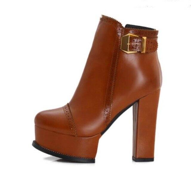 01a8b7932 SHOFOO sapatos, 2018 estilo novo, elegante moda frete grátis, 13 cm botas de