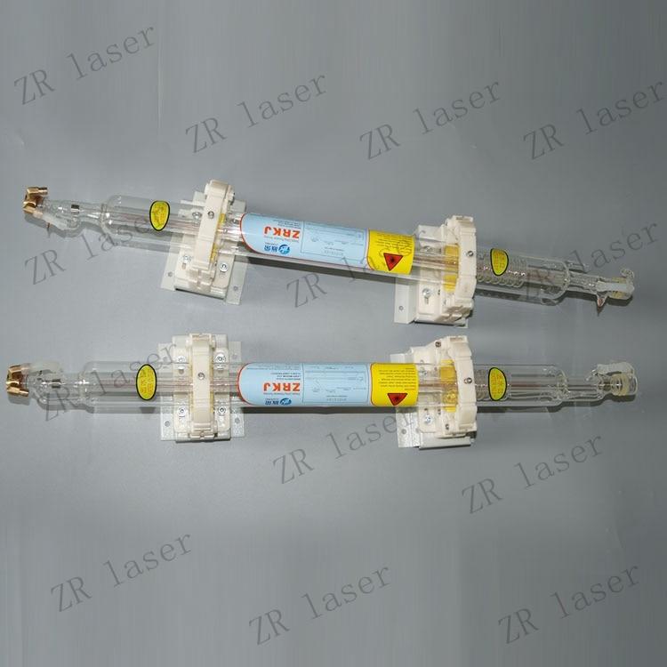laser tube 40w laser machine part co2 laser tube ZuRong co2 laser machine laser path size 1200 600mm 1200 800mm