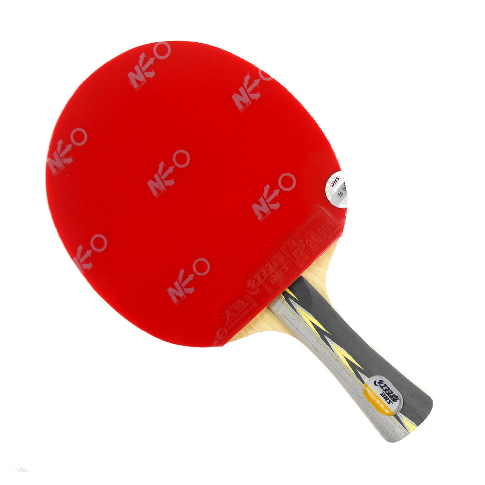 Image 2 - Pro Combo Racket DHS POWER. G7 PG7 PG.7 PG 7 with NEO TG2 and NEO Hurricane3 2015 Factory Direct Selling-in Table Tennis Rackets from Sports & Entertainment