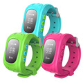 """Crianças smart watch q50lbt relógio bebê 0.96 """"tela oled dispositivo de localização lbs rastreador para estudante de criança seguro anti-lost monitor de"""