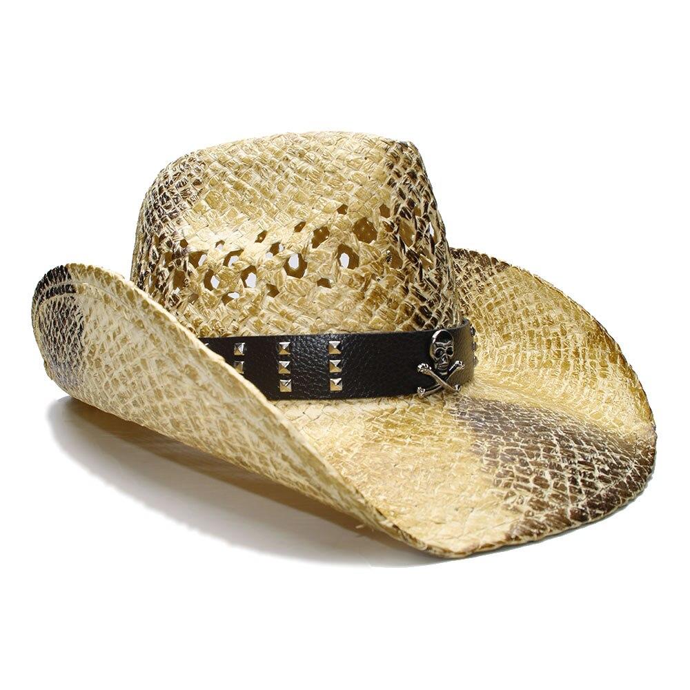 Al por mayor nueva hombres mujeres Oeste Salvaje vaquera Sombreros de vaquero  occidental headwear Cap Classic b91c655d2bd