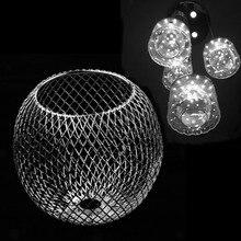 Candlestick Chandelier Ceiling-Pendant-Light Shade Cafe-Decor Modern Home Shade-Craft-Lamp