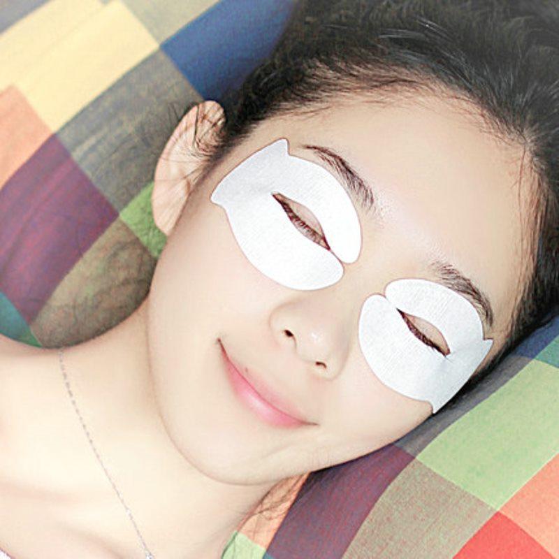 Circulating Sleep Eyes Patch 40 Pairs Night Long-lasting Repair Firming Fade Dark Circles Eyes Bags Genuine Eyes Sale