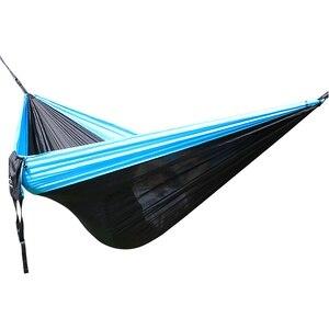 Image 3 - Портативный гамак HAMAKA, подвесной гамак для сада, спорта, отдыха на природе, необходим аксессуар