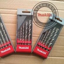 Original Makita D-05175 Impact Drill Bit 5PCS Set Concrete Building Dedicated Electrical Tools Fittings