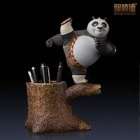 Медь украшения мастера живописи Кунг фу Панда ручка домашняя обстановка ремесла