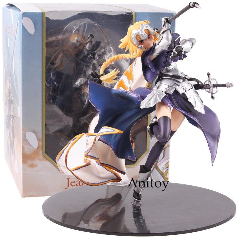 Destin Grand ordre Jeanne D'Arc Figure règle PVC Anime destin Apocrypha règle Jeanne D'Arc Figure de collection modèle jouet 20 cm