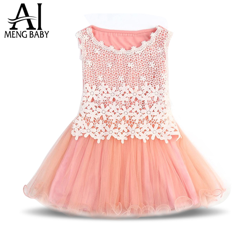 2018 Summer Girl Dresses for 2 12 years Princess Party ...