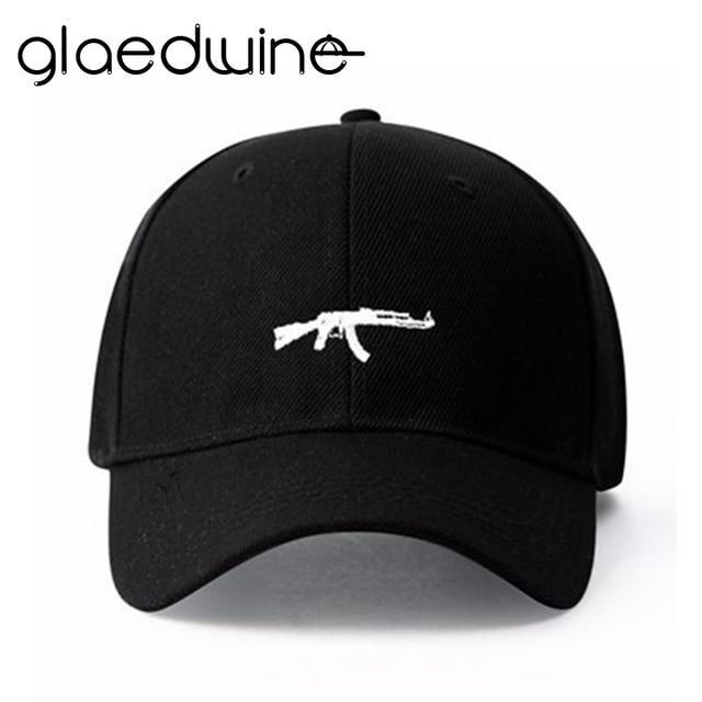88d30018f36 Glaedwine Baseball cap skateboard snapback brand name golf hats for men  women sport hip hop bone