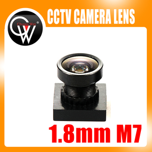 """1/3"""" cctv 1.8mm Lens 170degree wide angle M7*0.5 for CCTV Security MINI camera"""