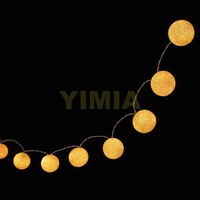 Aliexpress Buy Multicolor 20m Matte Pearl Stars LED Light
