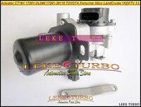 Turbo Solenoid Electric Actuator CT16V 17201 OL040 172010L040 17201 0L040 1720130110 For TOYOTA Landcruiser Hilux 1KD FTV 3.0L