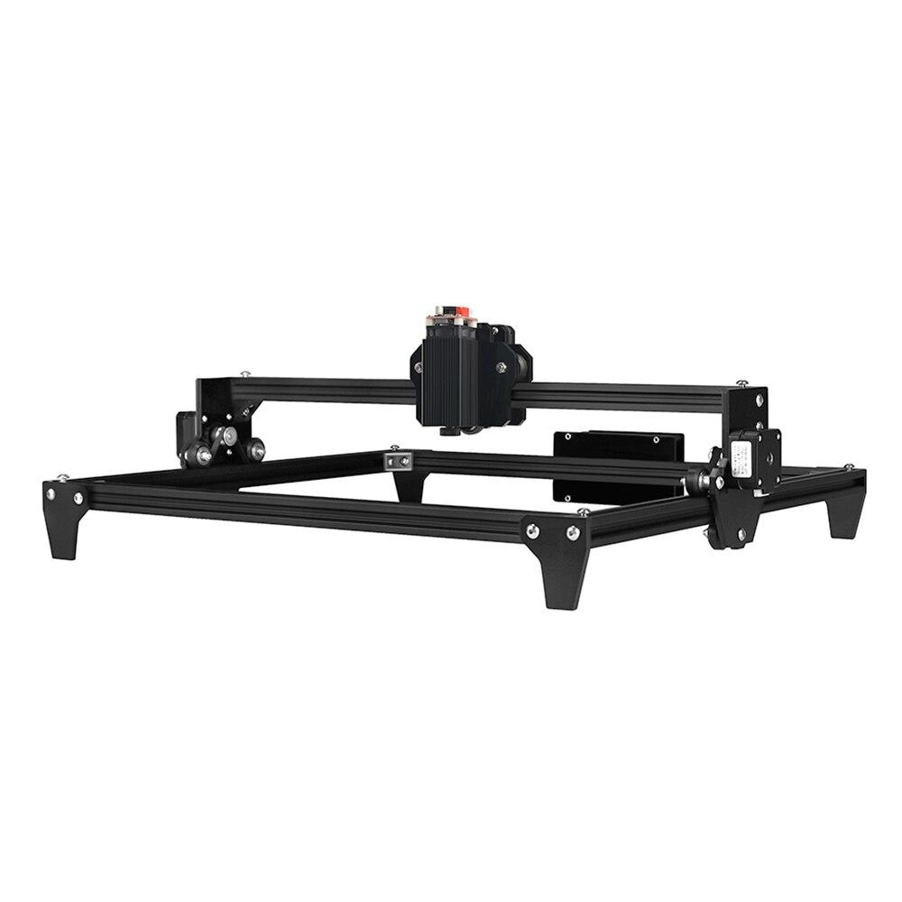 Image 2 - Laser Mini 2500MW maszyna do grawerowania laserowego CNC 2 osi drukarki 3D DIY grawer pulpit frezarka do drewna/frez/drukarka + gogle laseroweDrukarki 3D   -