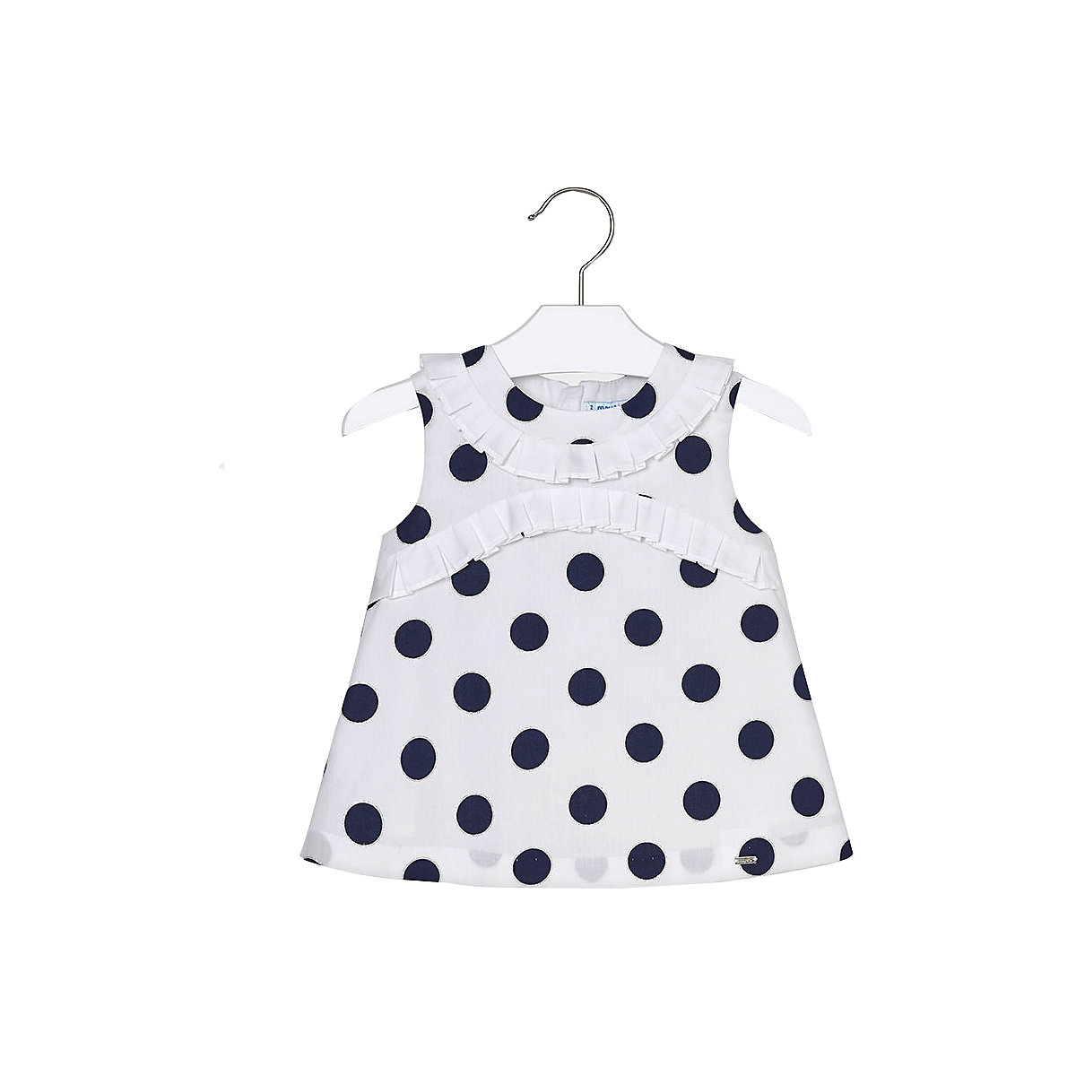 MAYORAL Blouses & Shirts 10691263 children clothing blouse for girls stylish butterfly print flounced blouse shorts twinset for girls