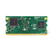 Raspberry Pi Compute Module 3 1GB RAM 4GB eMMC Flash 1.2GHz Quad-core ARM Cortex-A53 Processor Supports more OS like Windows 10