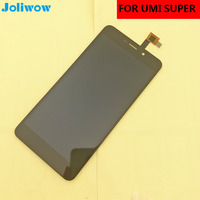 For 5 5 Umi Super And Umi Super Max LCD Display Touch Screen Tools Tested Digitizer