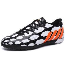 New Soccer Cleats Outdoor Chuteiras Soccer Shoes Men Sneakers Original Cleats Training Football Boots zapatos de futbol