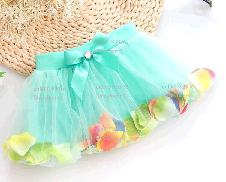 2016-New-Fashion-Cute-Pretty-Baby-girl-Princess-Bust-skirt-Flower-Colorful-Lace-Summer-kids-clothes-children-clothing-3