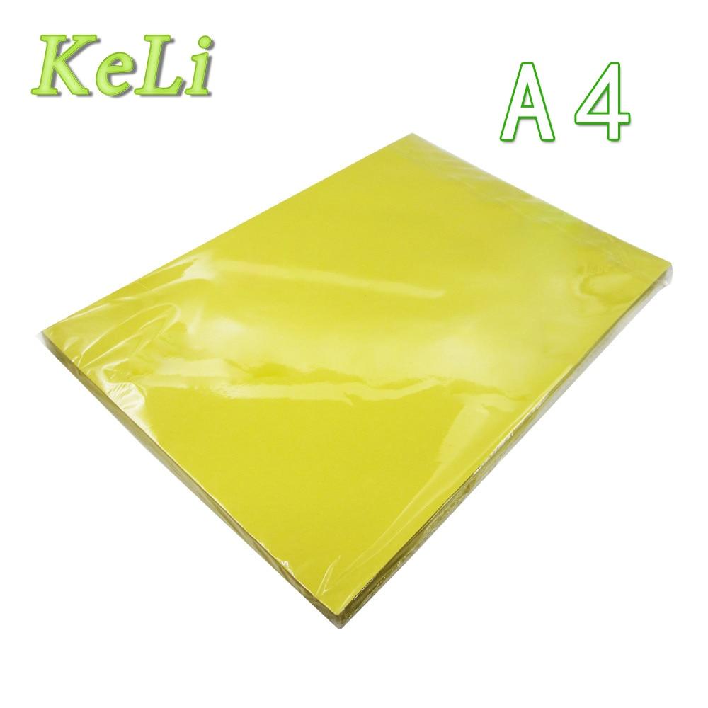 100pcs/lot 600g PCB Circuit Board Thermal Transfer Paper, Transfer Paper A4 Size