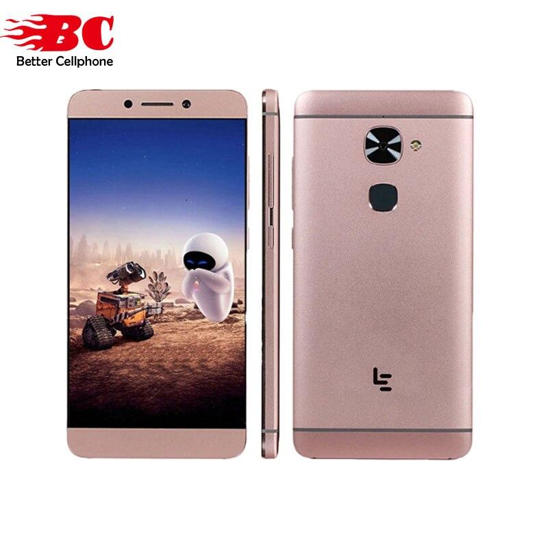 Mondiale LeEco LE2 PRO X620 Helio X20 MTK6797 Deca core 2.3 GHz AndroidM 5.5 1920x1080 Rear21.0MP 4 GB + 32 GB D'empreintes Digitales Smort Téléphone